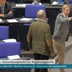 Eklat: AfD verlässt Bundestag wegen unverschämten SPD-Äußerungen; Bild: Startbild Youtube