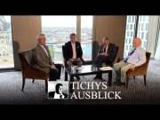 """""""Wie bankrott ist Deutschland?""""   """"Tichys Ausblick"""" u.a. mit Thilo Sarrazin; Bild: Startbild Youtube"""