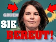 Tim Kellner: Annalena Baerbock bereut zutiefst!; Bild: Startbild Youtubevideo Tim Kellner