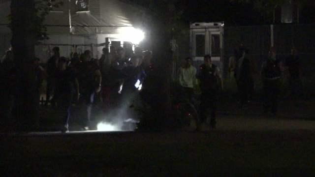 Bonn: Schlägerei zwischen Partyszene und Polizei bei Festnahme; Bild: Startbild Youtubevideo