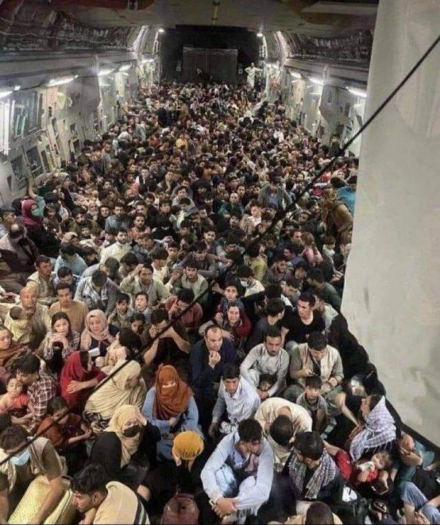 Superspreader Ereignis in Kabul