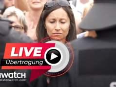 🔴 LIVE - Demonstrationen gegen die Corona-Politik; Bild: jouwatch