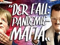 Der Fall: Pandemiemafia | Ist Jens Spahn der Kopf der Familie? | Strippenzieher; Bild: Startbild Youtubevideo RT DE