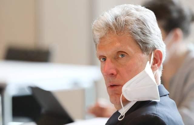 Ex-SEDler-Thüringens-Bildungsminister Holter (Linke) (Bild: IMAGO/Karina-Hessland)