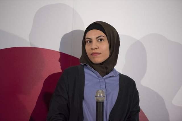 Nemi El-Hassan (Datteltäter) 2016 bei der bpb (Bild: Imago/Jens Jeske)