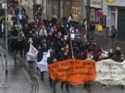 Demo (Symbolbild: shutterstock.com/ Von Maren Winter)