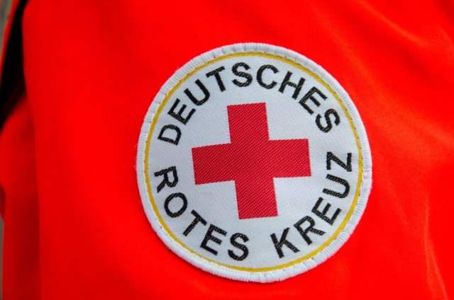 Deutsches Rotes Kreuz (Symbolbild: shutterstock.com/ Von Lutsenko_Oleksandr)