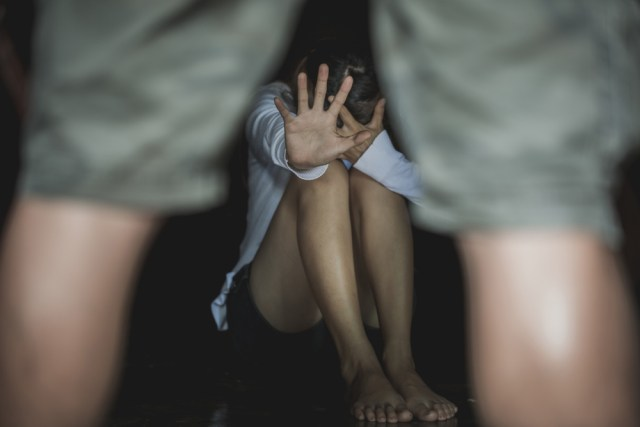Vergewaltigung (Bild: shutterstock.com/ Von Tinnakorn jorruang)