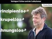 Verlogen! Grüne und der Lobbyismus (Bild: Screenshot DK Video)