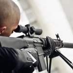 Ein Scharfschütze; Bild: Shutterstock