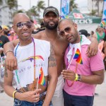 Thousands,Attend,The,Gay,Pride,Parae,In,Miami,Beach,,Florida