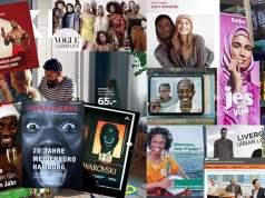 POC (Person of Colour) in der Werbung; Bild: Collage