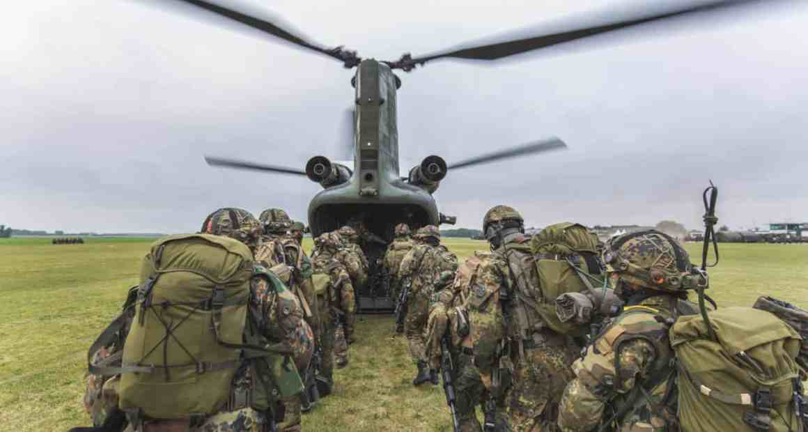 Größte Armee