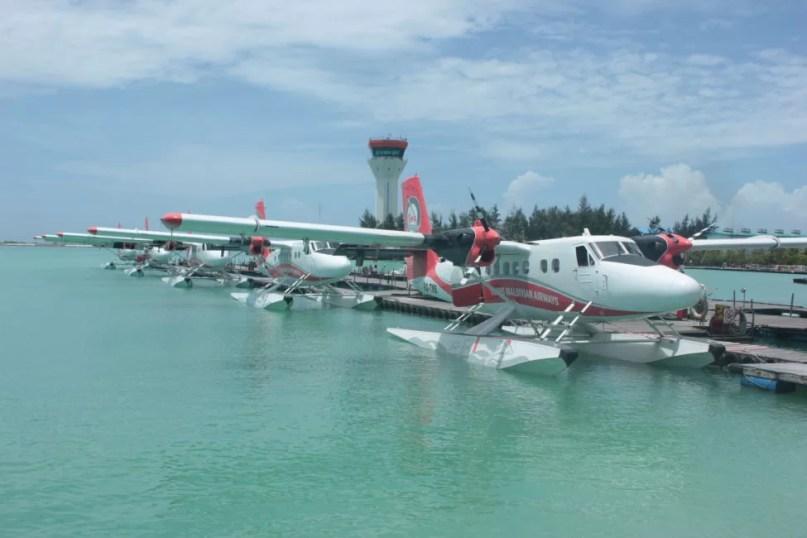 seaplane-maldives