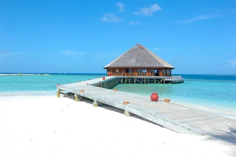 Maldives on a budget - resort trip