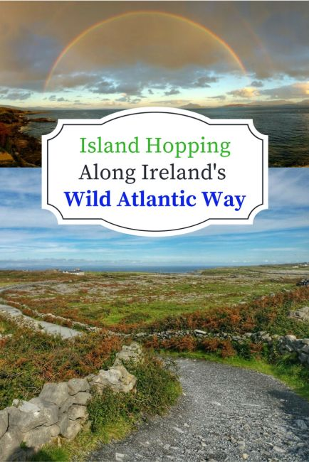 island Hopping Ireland's Wild Atlantic Way