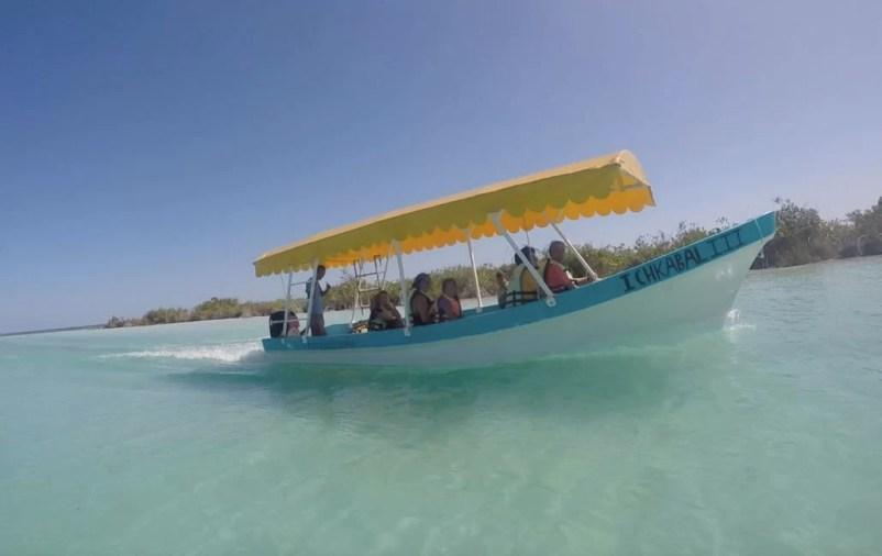 Bacalar Lagoon Mexico Most Beautiful Lake On Earth
