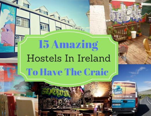 best hostels in Ireland