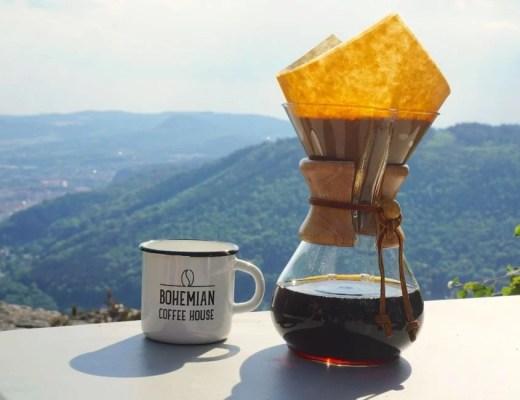 bohemian coffee house