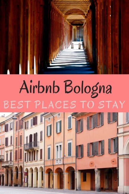 BEST AIRBNBS IN BOLOGNA