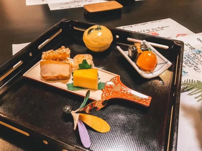geisha dinner Niigata
