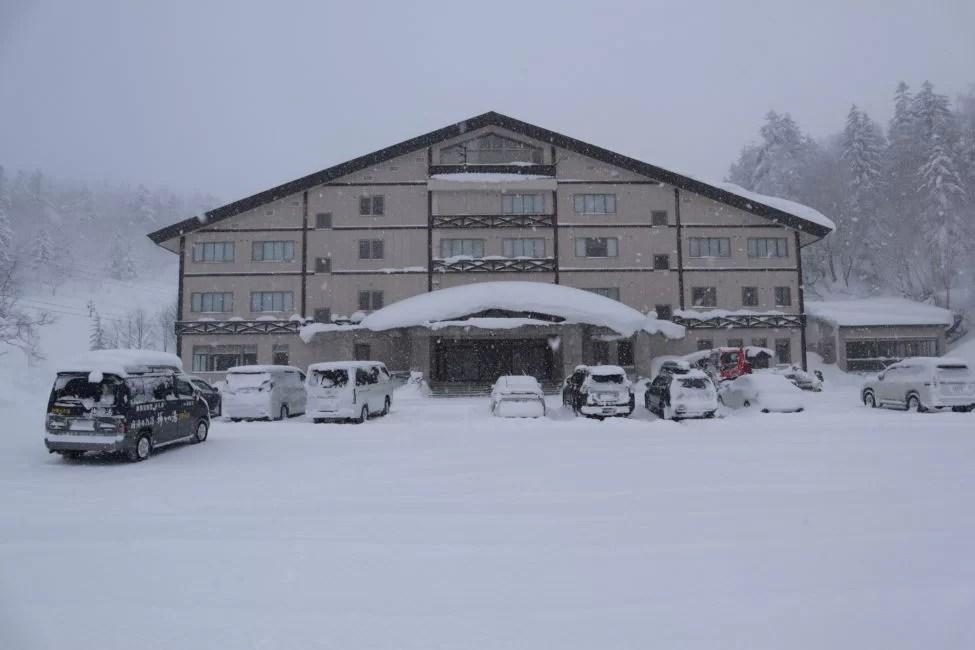 onsen hotel asahidake