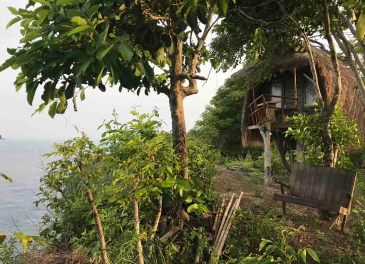 treehouse on penida island