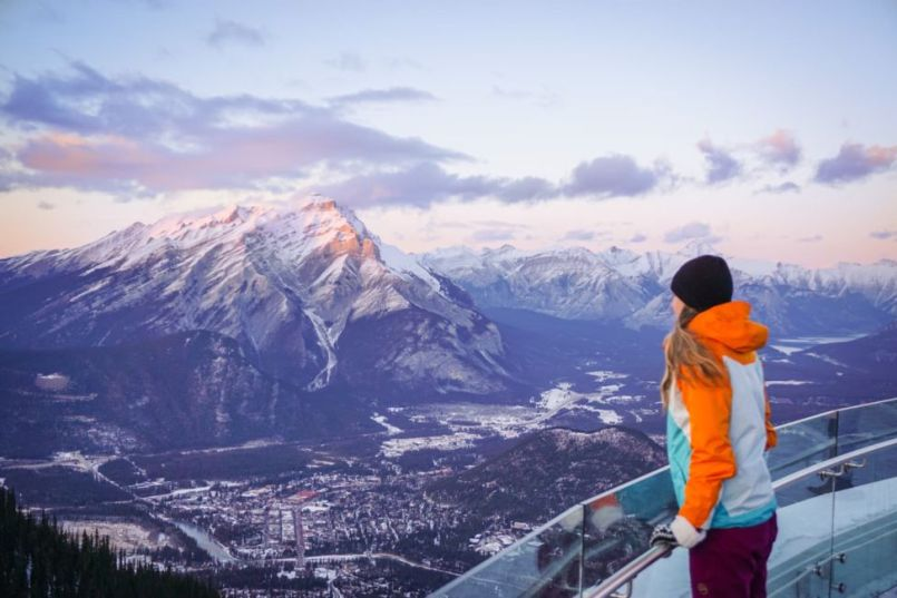 adventure activities in banff