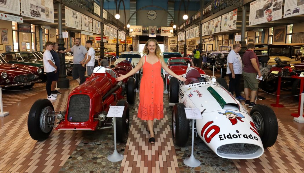 Modena Maserati Museum – A Private Collection By Umberto Panini