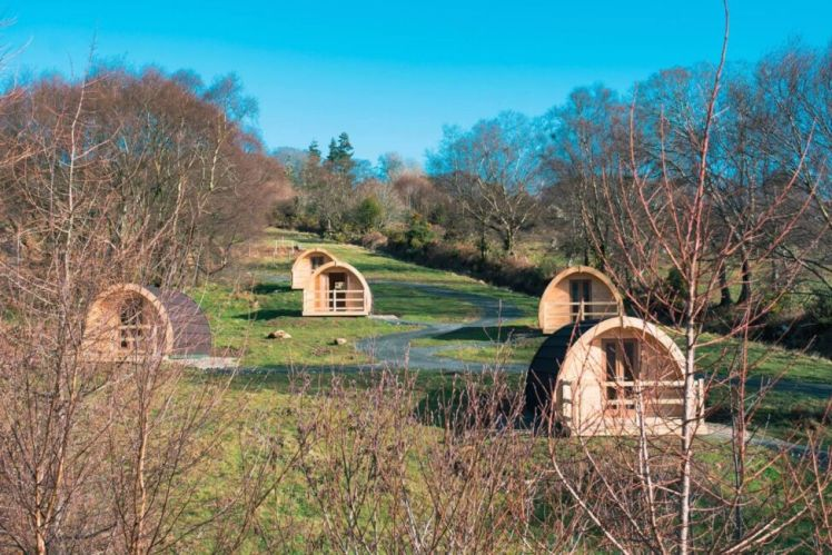 glamping in wicklow