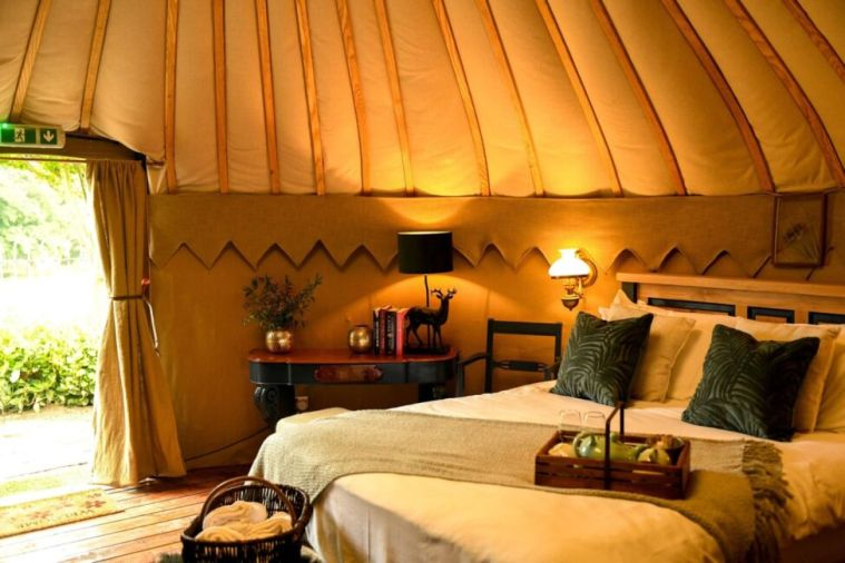 yurts in wicklow