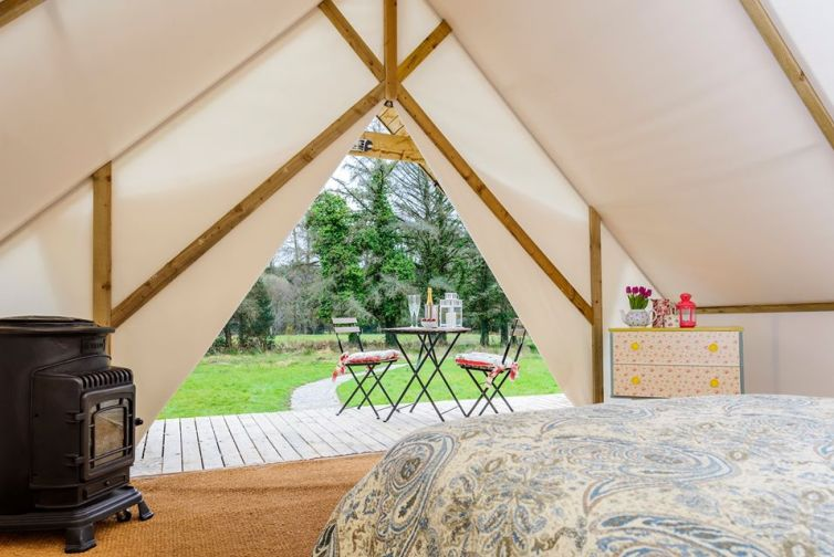 kerry glamping tents