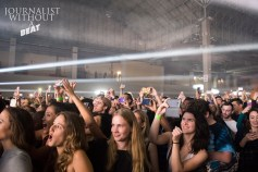 Chicago Crowd hot for Disclosure
