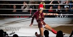 The Boss, Sasha Banks