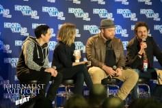 Gotham: Bad Guys Panel