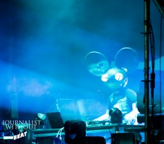 Deadmau5 takes the stage