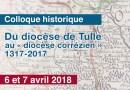 Regard sur l'Histoire : Du diocèse de Tulle au diocèse corrézien