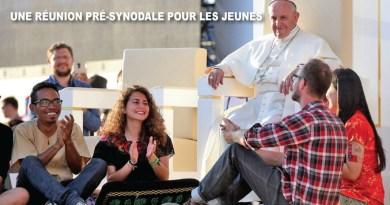 Synode des jeunes : la foi, les vocations et les jeunes