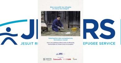 JRS Limousin • Bien accueillir les réfugiés et mieux les intégrer