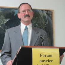 Joseph Young_candidat mairie Montréal_Ligue communiste