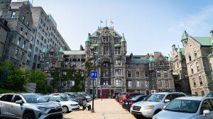 Montréal a son «wet shelter» pour itinérants atteints de COVID-19