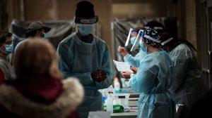 COVID-19: les hospitalisations inquiètent de plus en plus à Montréal