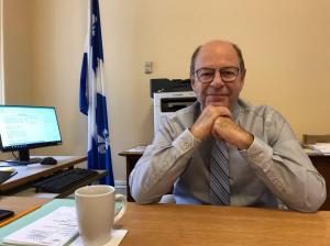 Richard Campeau dévoile ses dossiers clé pour 2021