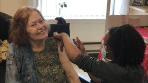 Vaccination imminente au Centre d'hébergement de Saint-Laurent