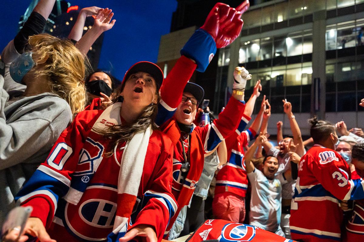 Les Canadiens en séries, payant pour les restaurants?