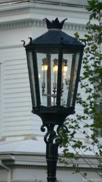 Gaslight Lamp. Hanging Gas Lamp Outdoor Camping Lantern ...