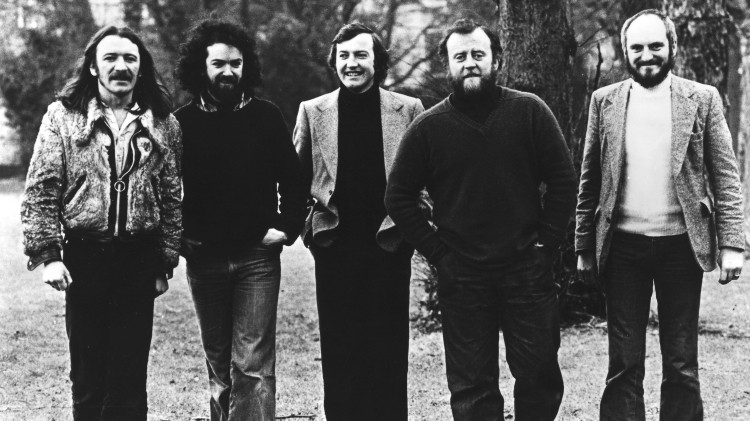 Radio Bremen Issues 1979 Planxty Recording