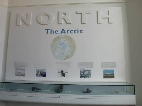 Museum about the Arctic