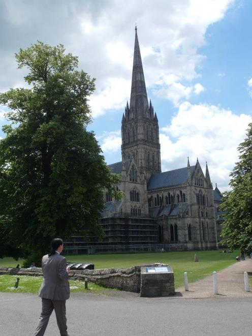 Another highlight in Salisbury would be the Old Cathedral