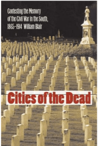 Cover of Blair's book.